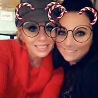 Sherri and Tessa