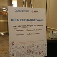 Ideas wall!