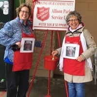 2018 Salvation Army Bell Ringing