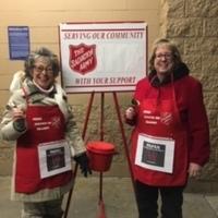 2017 Salvation Army Bells