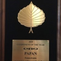 2019 Gold Leaf Component of the Year