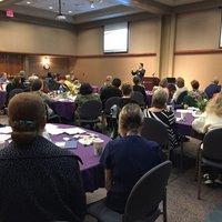 OKHPNA April 1, 2016 Pulmonary Care Conference at NRH