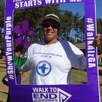 CNBN of CSRA support Augusta Annual Alzheimer Walk: 5 Nov 16