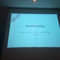 Genetics Event