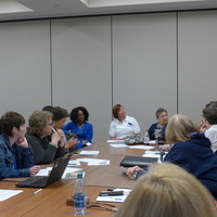 Chapter and Board February 2017 meeting