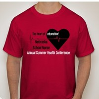 2017 Summer Health Conference T-Shirt
