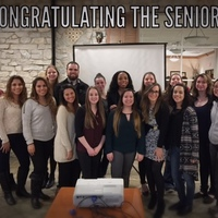 CT NAHN Chapter Congratulates the SCSU Seniors
