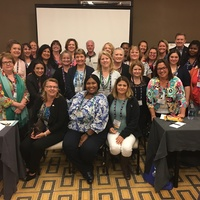Military and Federal Occupational Health Nurses attending the 2017 AAOHN National Conference