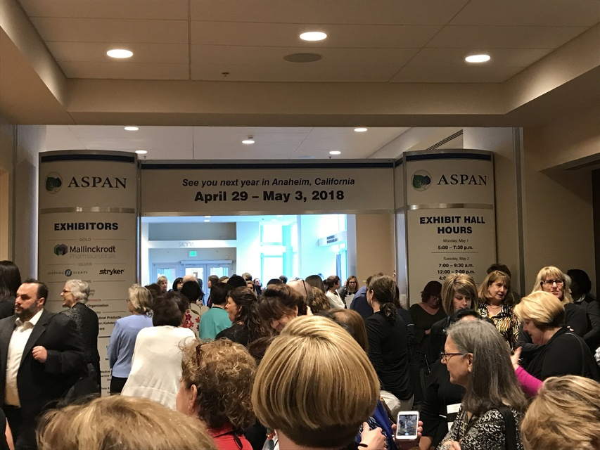 ASPAN National Conference Photos-Opening Ceremony & Exhibits | Photo ...