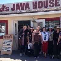 Red's Java House—THE place to eat in the 1930's.