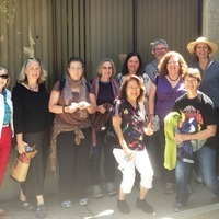 CECRAOHN San Francisco Labor History Tour and ILWU Discussion, with Sean Farley, Local 34 President and Catherine Powell, Executive Director of the SFSU Labor Archives, June 13, 2015