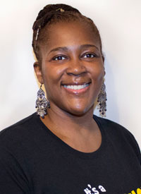 Angela Moore, BS