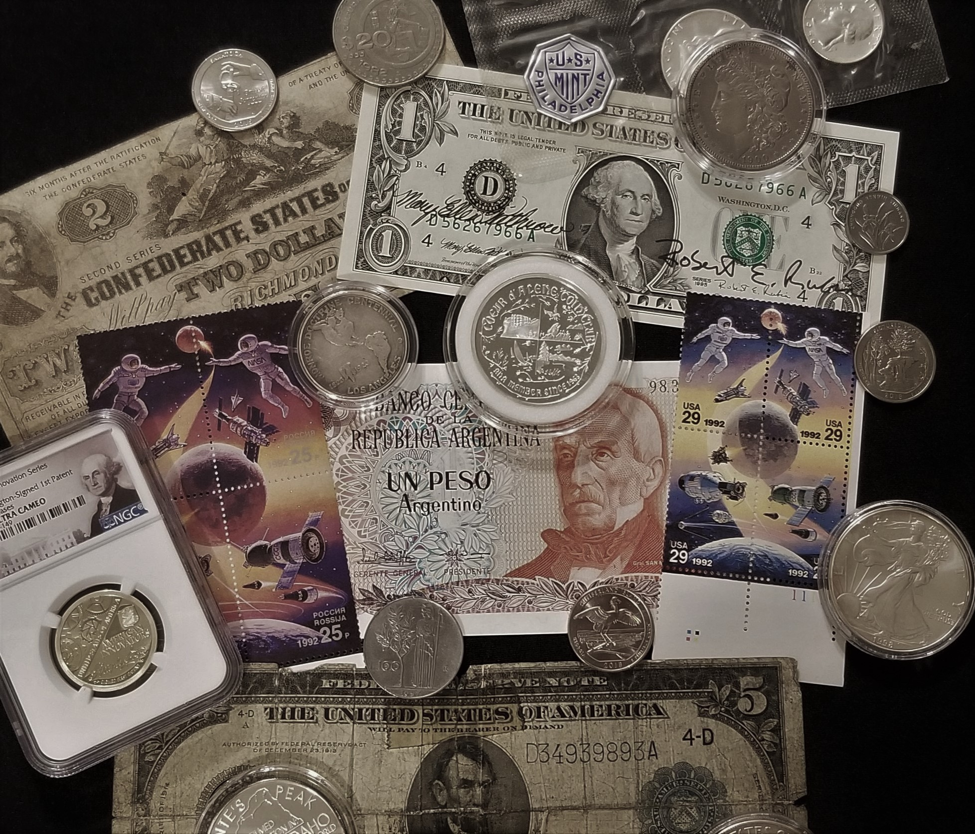 Coeur d'Alene Coin Club's 2019 Fall Coin & Collectibles Show