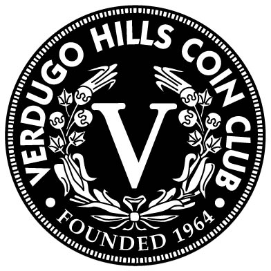 Verdugo Hills Coin Club's 54th Annual Coin & Collectibles Show