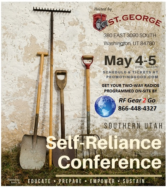 Southern Utah Self-Reliance Conference