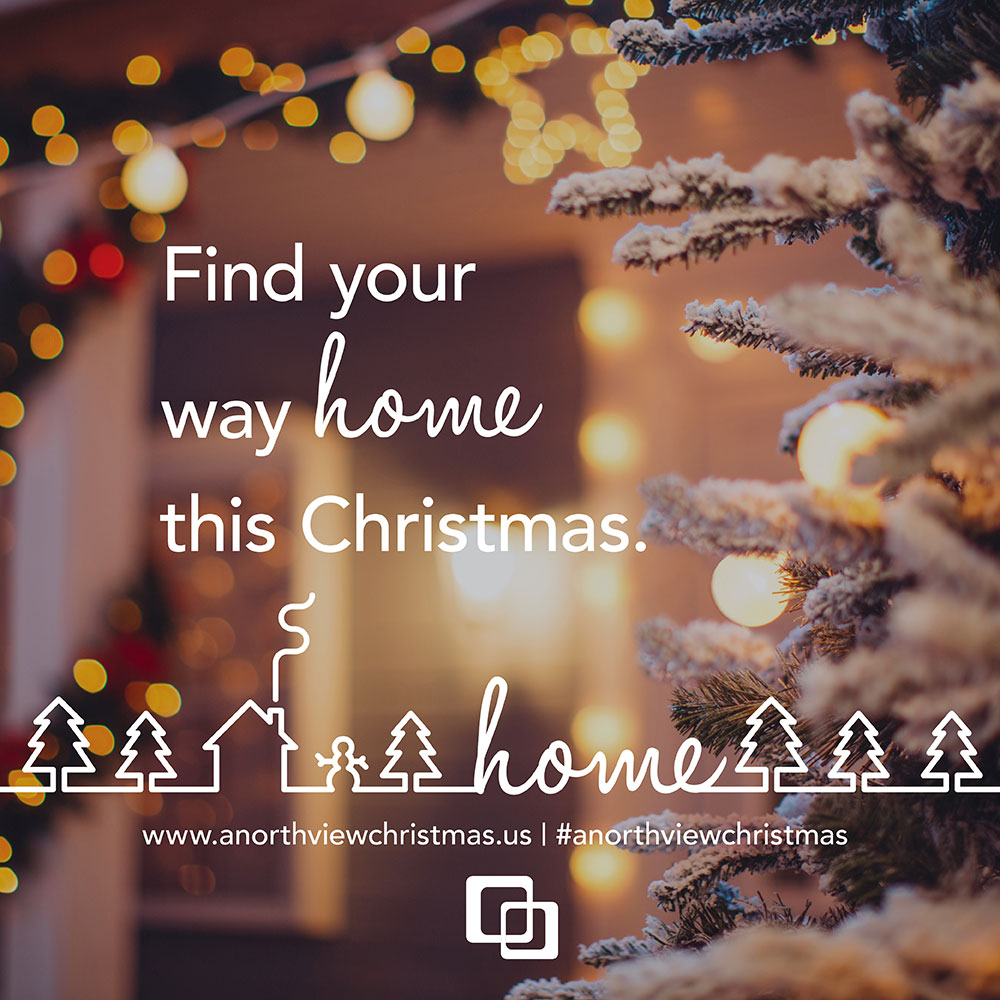 Find your way home this Christmas.