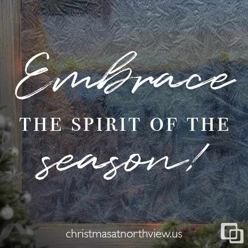 Embrace the Spirit of the Season!