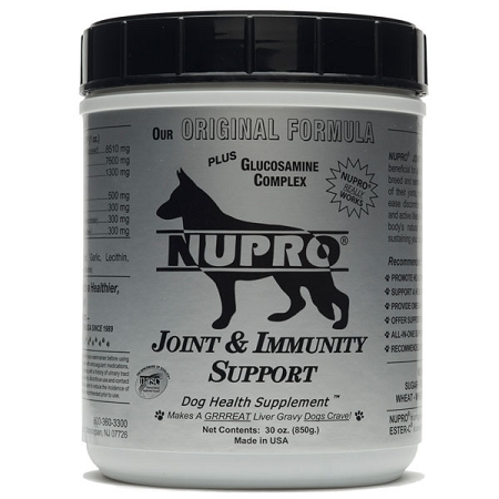 Nupro Joint Support Supplement – Small Breed by Pet Wellbeing