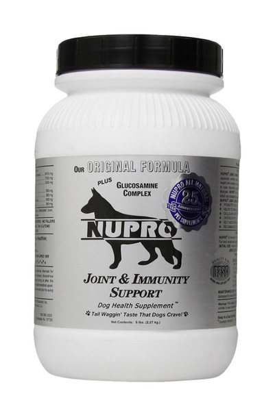 Nupro Joint Support Supplement - Large Breed By Pet Wellbeing