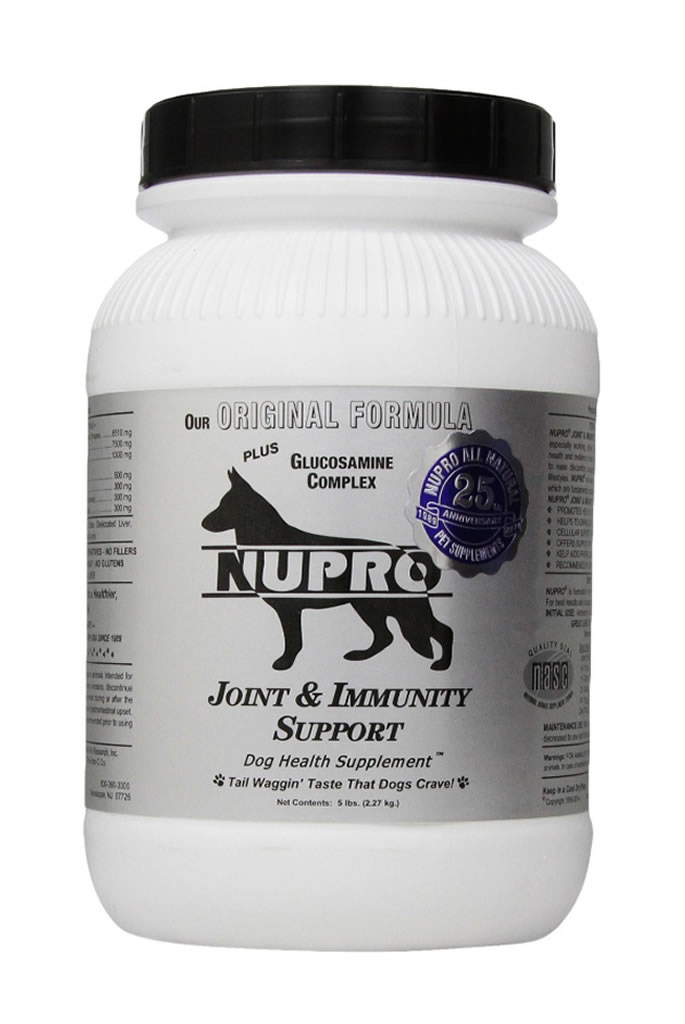 Nupro Joint Support Supplement - Large Breed