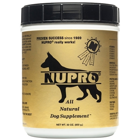 Nupro Dietary Supplement – Small Breed by Pet Wellbeing