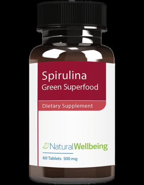 Spirulina - Organic