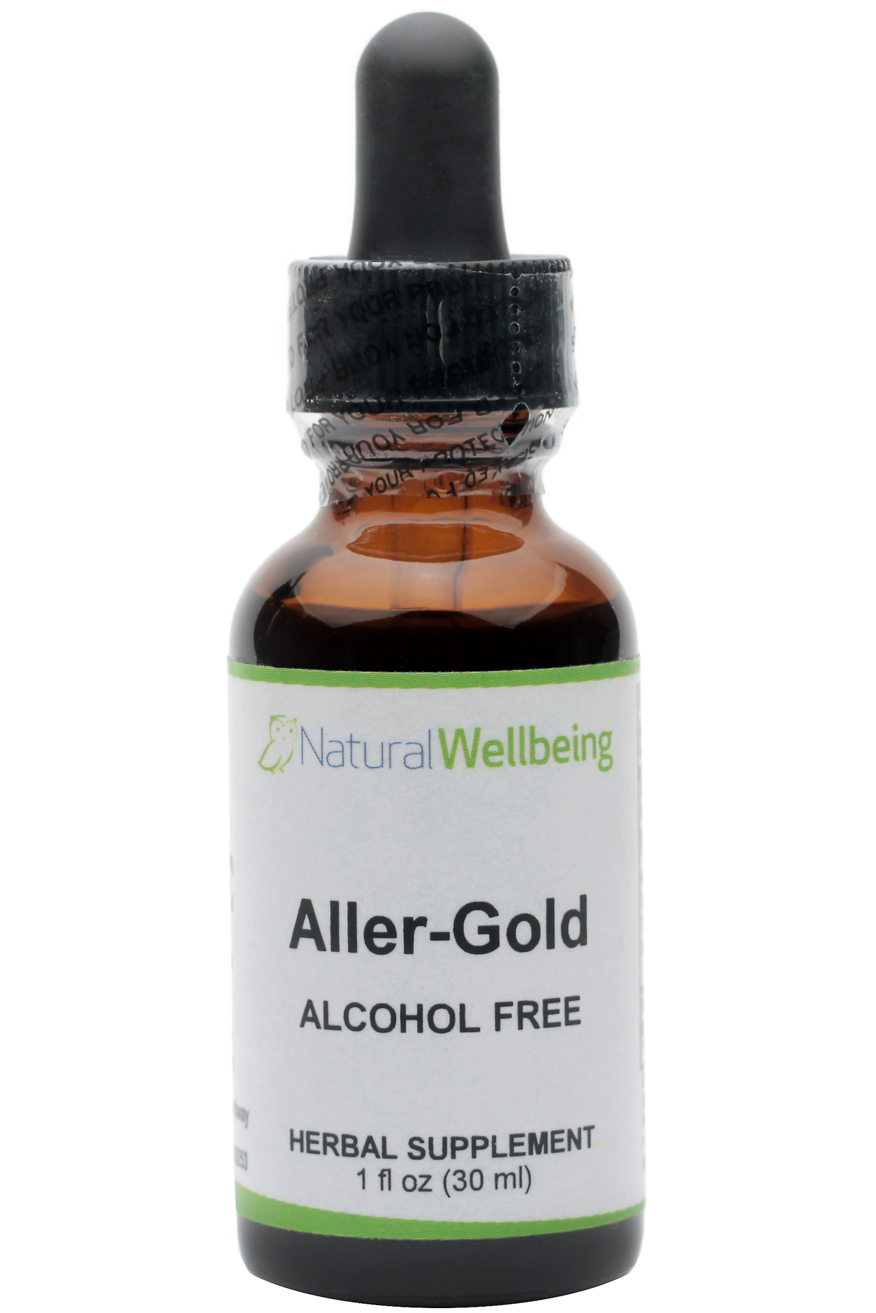 Aller-Gold (Alcohol-Free)