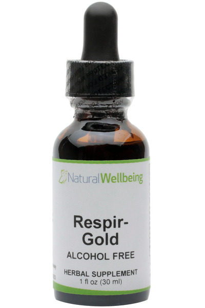 Respir-Gold (Alcohol-Free)