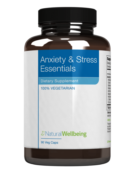Anxiety & Stress Essentials™ - Herbal Relaxation