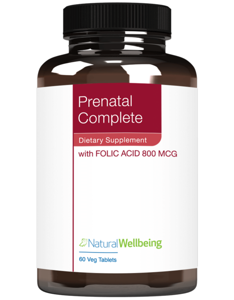 Prenatal Complete with Folic Acid