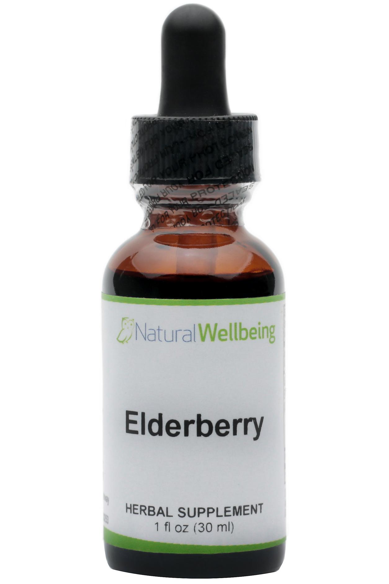 Elderberry - Organic