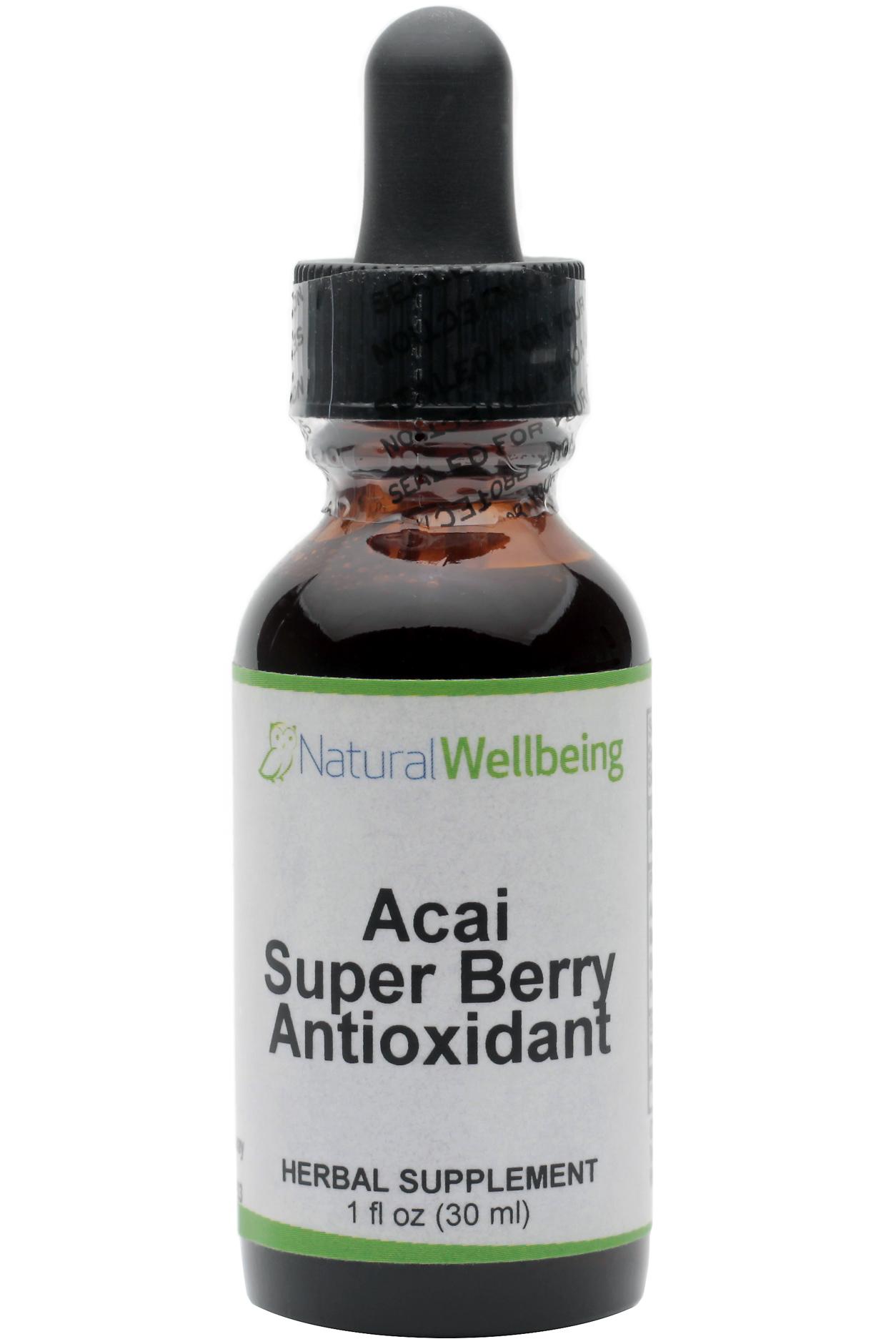 ACAI SUPER BERRY ANTIOXIDANT