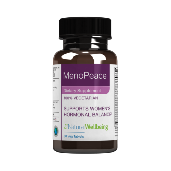 MenoPeace for Women's Hormonal Balance