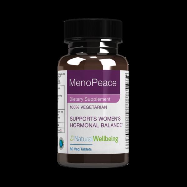 MenoPeace for Women's Hormonal Balance