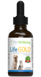 Life Gold for Cats - for Quality of Life and Lymphatic Support