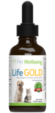 Life Gold for Dogs - for Quality of Life and Lymphatic Support