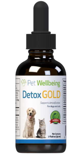 Detox Gold for Cats - Life Gold by Pet Wellbeing