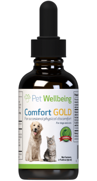 Comfort Gold – Dog Pain Support by Pet Wellbeing