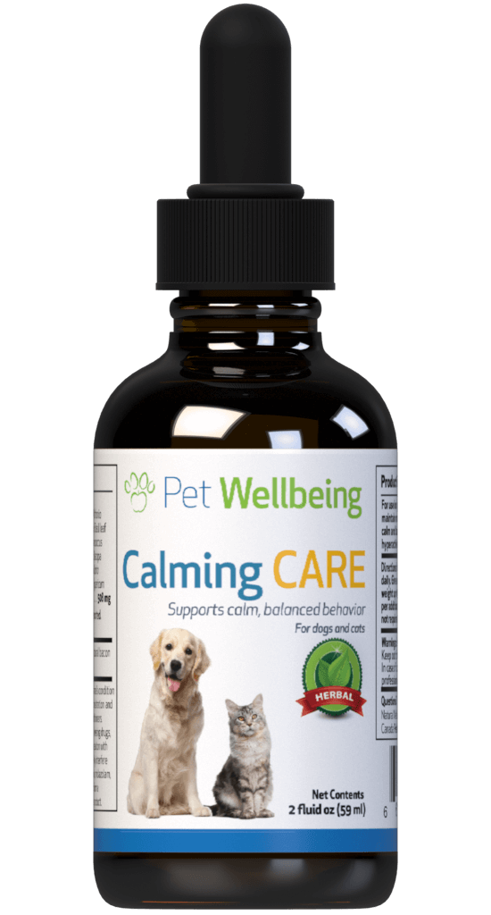 Calming Care for Cat Stress & Tension