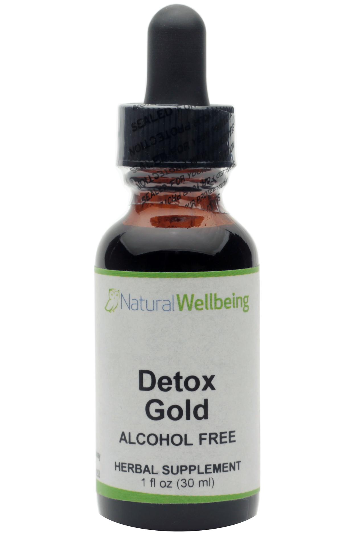 Natural Alcohol Detox 15