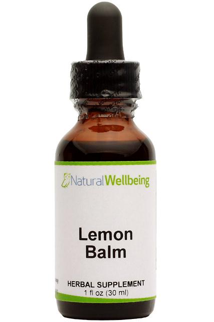 Lemon Balm (Melissa) - Organic