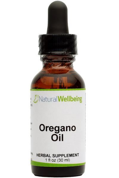 Oregano Oil - Wild Mediterranean