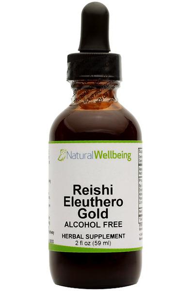 Reishi Eleuthero Master - Organic