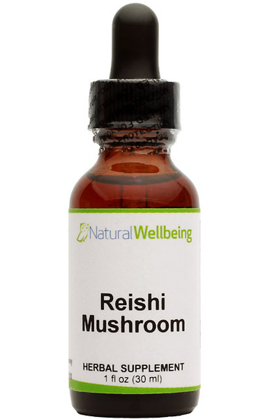 Red Reishi Mushroom (Ling Zhi) - Organic