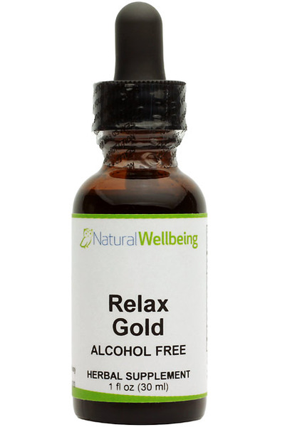 Relax Gold (Alcohol-Free)