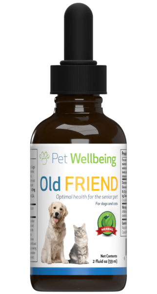 Old Friend For Senior Cats By Pet Wellbeing