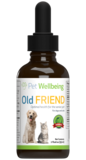 Old Friend for Senior Dogs