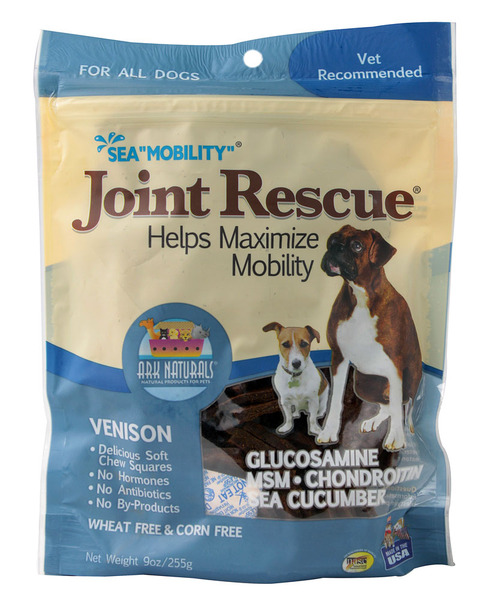 Sea Mobility Joint Rescue – Venison Jerky by Pet Wellbeing