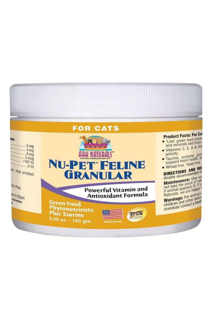 Nu-Pet Feline Granular with Antioxidants