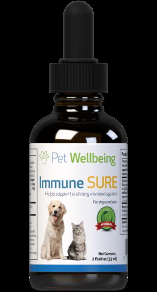 Immune SURE for Feline Immune System Support
